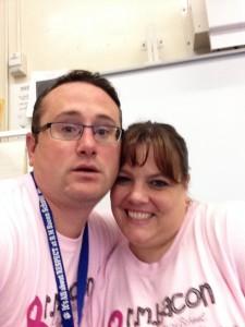 we wear pink like a boss!